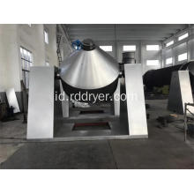 Nylon Granules Cone Rotating Drying Machine Dibuat oleh Produsen Profesional